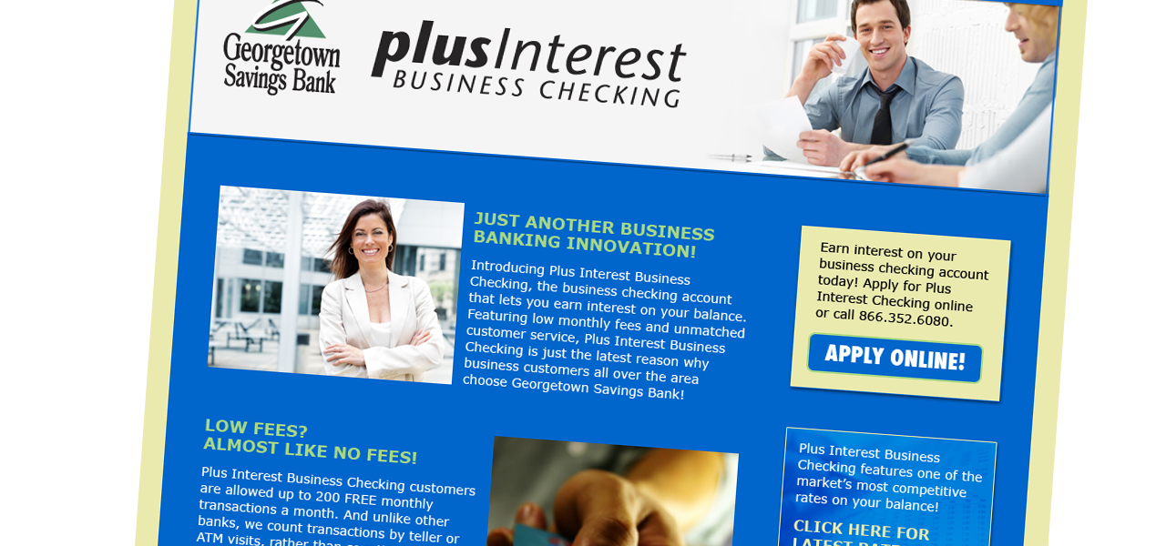 Plus Interest Business Checking