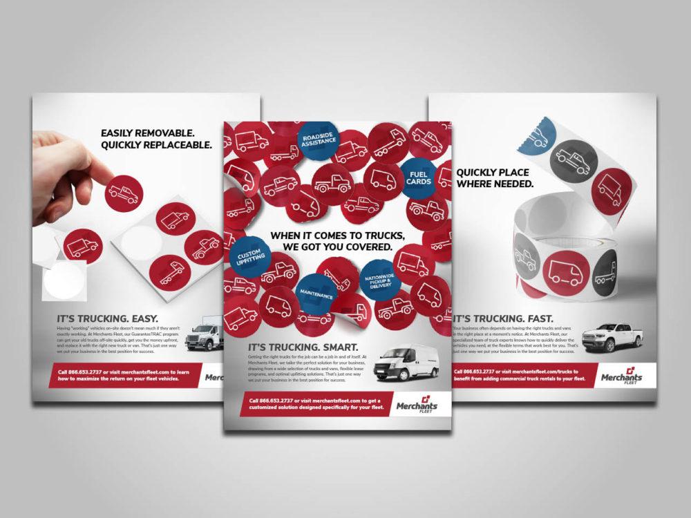 Sticker Print Campaign