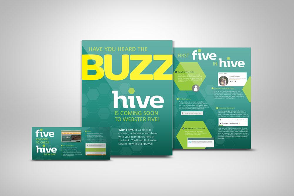 WEB5 Mockup Hive Assets